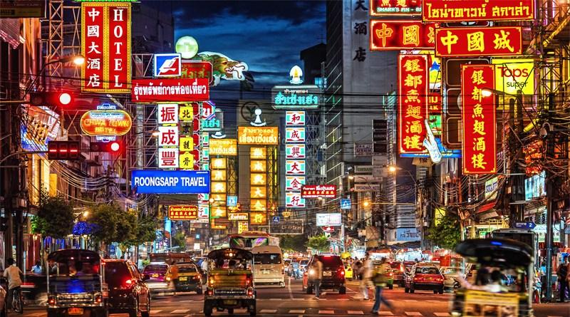 نتيجة بحث الصور عن الحي الصيني في بانكوك